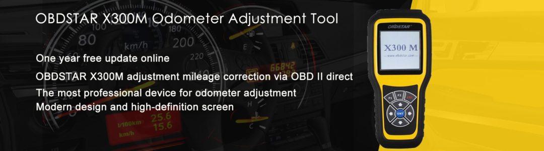 New OBDSTAR H110 VAG I+C with RFID Adapter